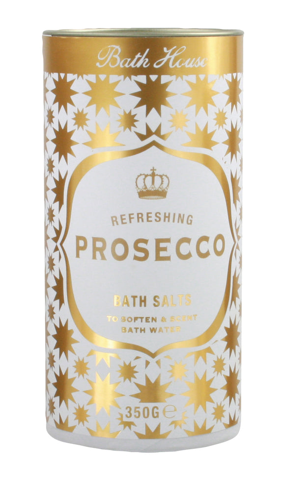 Bath House Refreshing Prosecco Bath Salts 350g