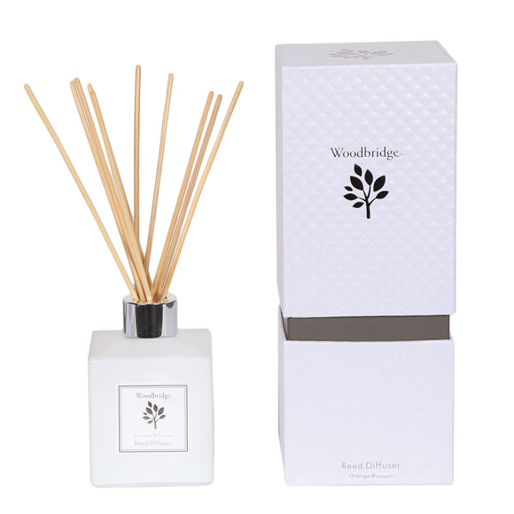 gifteasyonline - Aromatize Woodbridge 120ml Reed Diffuser Orange Blossom - Aromatize - Reed Diffuser