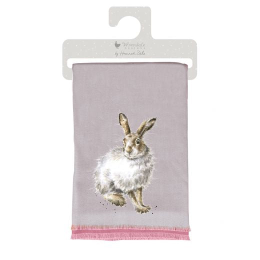 Wrendale Mountain Hare Scarf