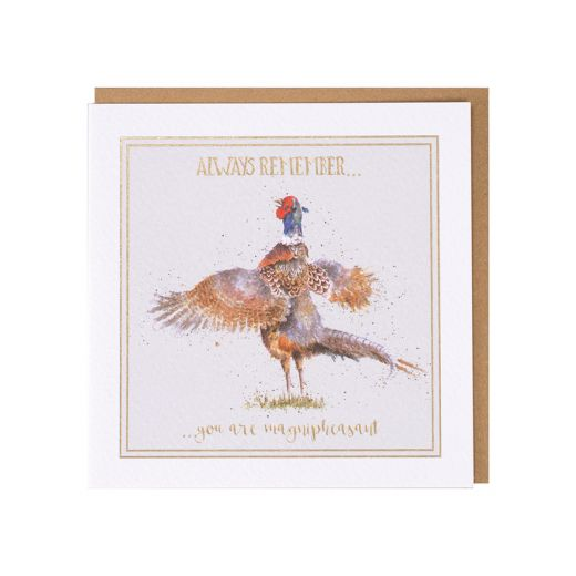 Wrendale 'Always Remember' Card