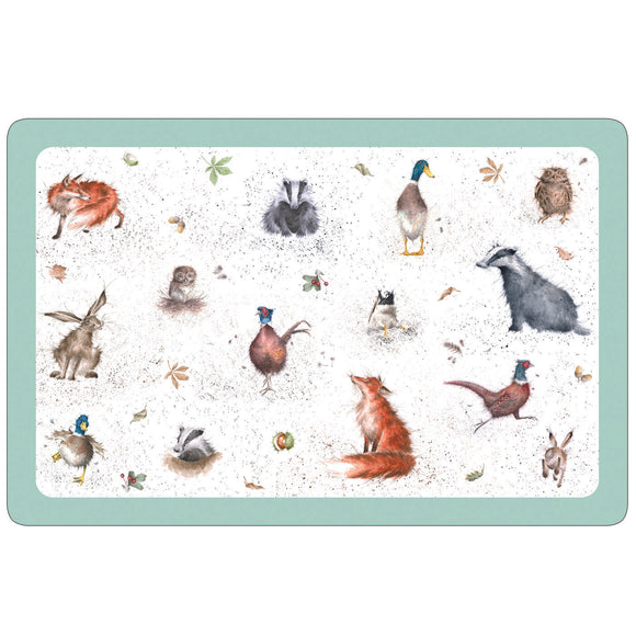 Wrendale Countryside Flexible Placemat