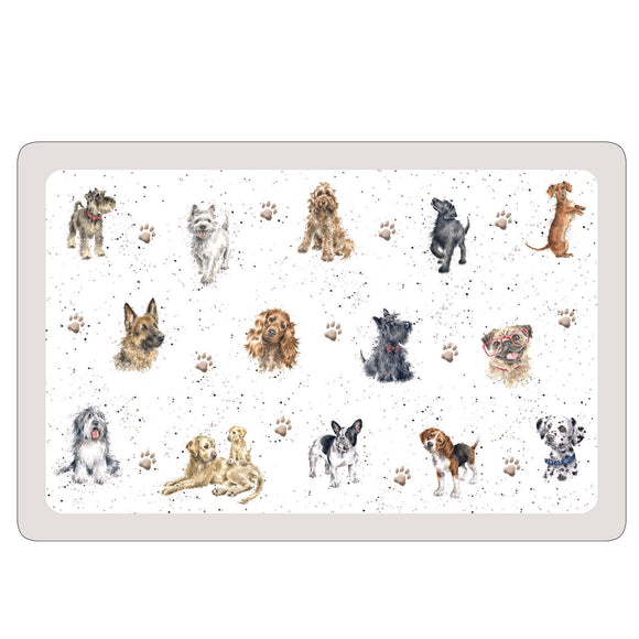 Wrendale Designs Dogs Flexible Placemat - Gifteasy Online