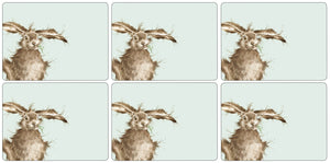 Portmeirion Pimpernel Wrendale Hare Placemat Set of 6