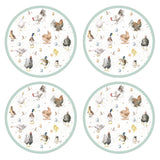 Portmeirion Pimpernel Wrendale Hare Placemats set of 4
