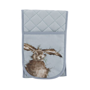 Pimpernel Wrendale Hare Double Oven Glove - Gifteasy Online