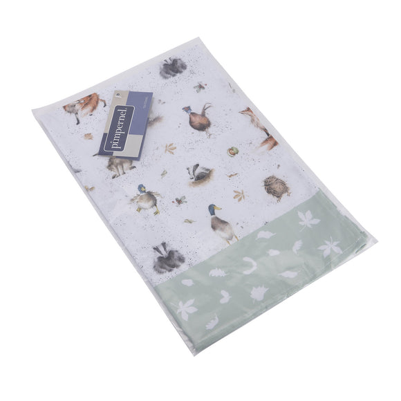 Portmeirion Pimpernel Wrendale Tea Towel - Gifteasy Online
