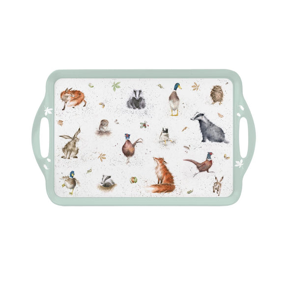 Wrendale Countryside Design Large Handled Tray