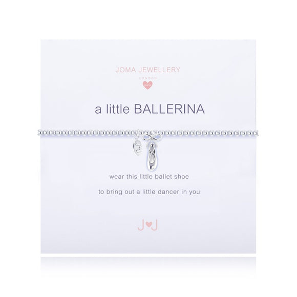 A Little Ballerina Bracelet Girl by Joma Jewellery