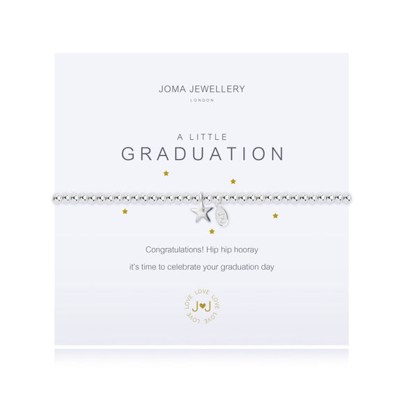A Little Graduation Bracelet By Joma Jewellery - Gifteasy Online