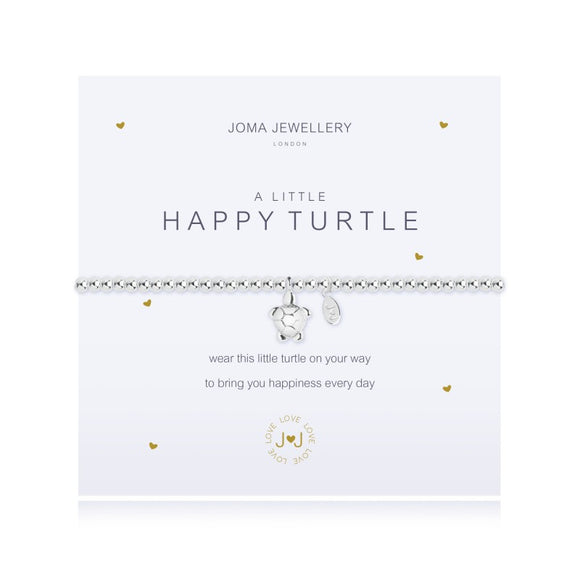 A Little Happy Turtle Bracelet By Joma Jewellery - Gifteasy Online