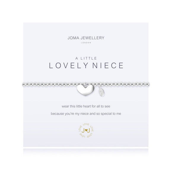 A Little Lovely Niece Bracelet By Joma Jewellery - Gifteasy Online
