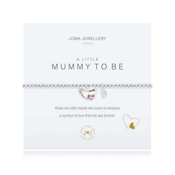A Little Mummy To Be Bracelet By Joma Jewellery - Gifteasy Online