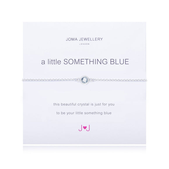 A Little Something Blue Bracelet By Joma Jewellery - Gifteasy Online