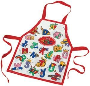 Stow Green My ABC Infant PVC Apron