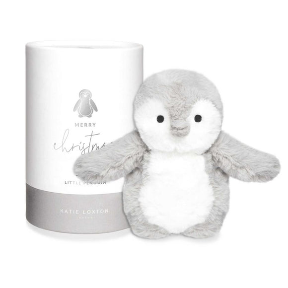 Katie Loxton Merry Christmas Penguin Baby Toy