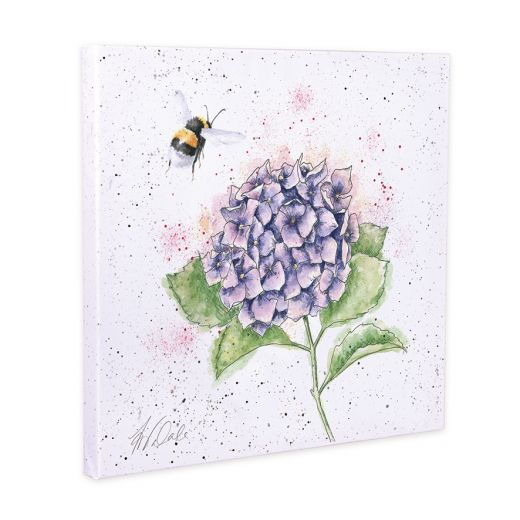 Wrendale The Busy Bee Canvas