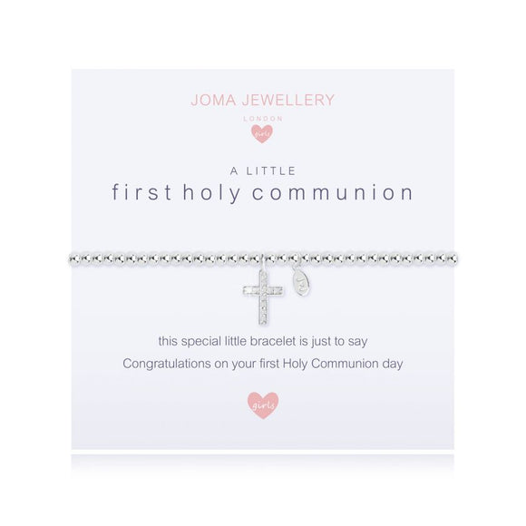 gifteasyonline - Joma Jewellery A Little First Holy Communion Bracelet - Joma Jewellery - Bracelet