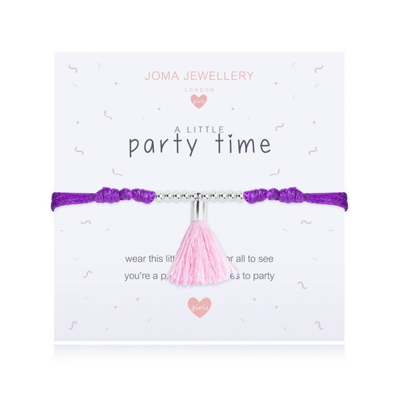 Joma Jewellery A little Party Time Bracelet Children's