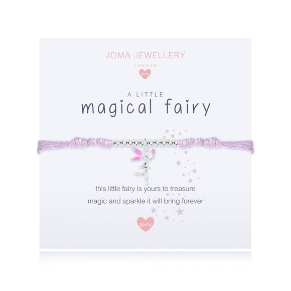 Joma jewellery A little Magical Fairy Bracelet Children's