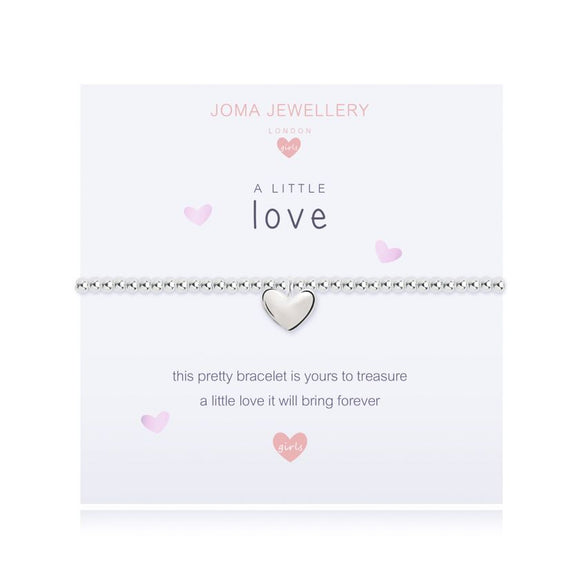 gifteasyonline - Joma Jewellery A Little Love Bracelet Pink Girls - Joma Jewellery - Bracelet