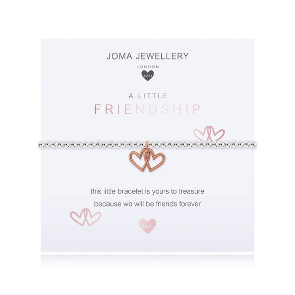 Joma Jewellery Girls A Little Friendship Bracelet