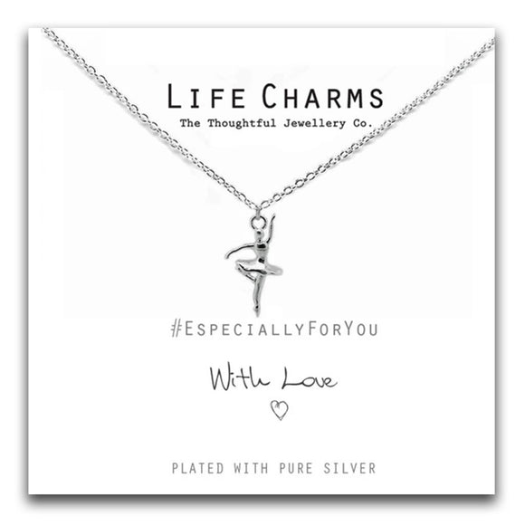 Life Charms Especially For You Necklace