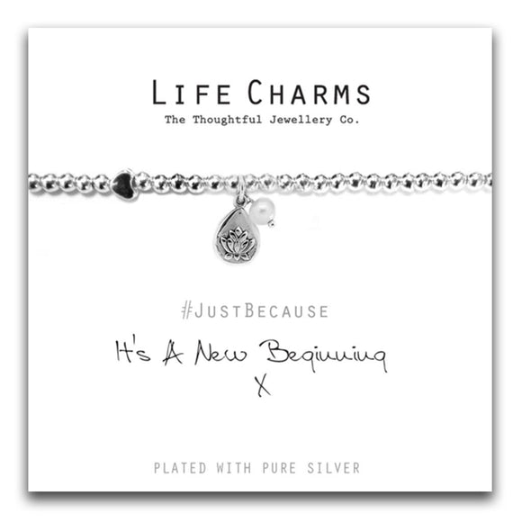 Life Charms New Beginning Bracelet
