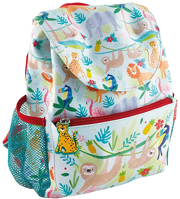 Floss & Rock Backpack Bag Jungle Design  for kids