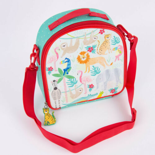 Floss & Rock Jungle Lunchbag for Kids