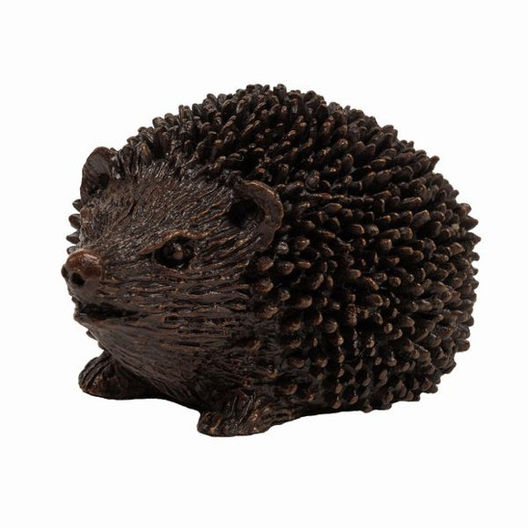 Frith Creative Bronze Solid Bronze Hedgehog