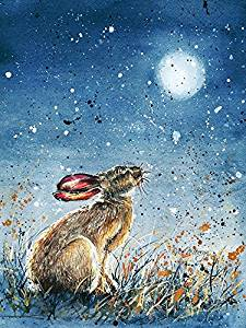 Bree Merryn Heath Hare Cutie Canvas