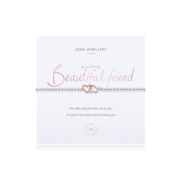 Joma Jewellery A Little Beautiful Friend Bracelet - Gifteasy Online