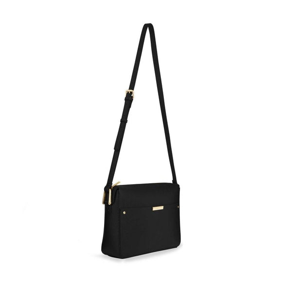 Katie Loxton Klara Crossbag Black