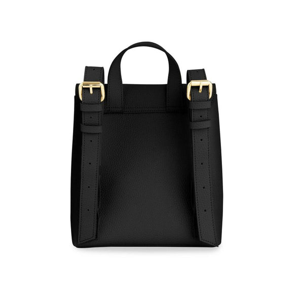 Katie Loxton Bailey Backpack Bag Black