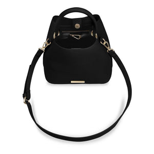 Katie Loxton Sienna Slouych Bag Black