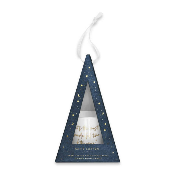 Katie Loxton It's The Most Wonderful Time of The Year Votive Candle