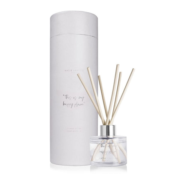 Katie Loxton THIS IS MY HAPPY PLACE REED DIFFUSER | CITRUS OCEAN