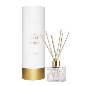 Katie Loxton Home Sweet Home Reed Diffuser Fig and Apple Blossom - Gifteasy Online