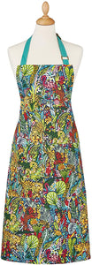 Ulster Weavers Menagerie Cotton Apron, Multicolor