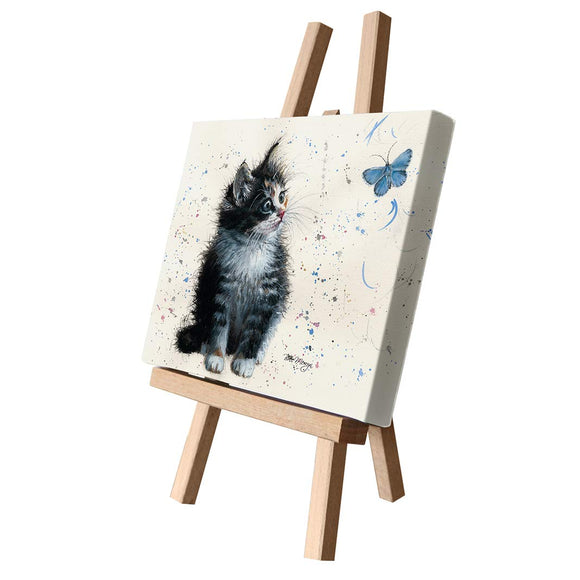 gifteasyonline - Bree Merryn Poppy Kitten Canvas Cutie - Bree Merryn - Canvas Cuties