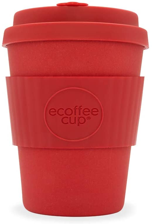 Ecoffee Cup Red Dawn 12oz