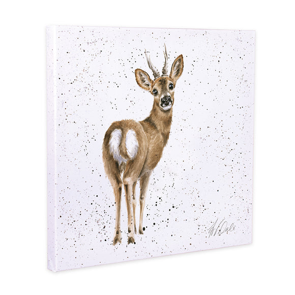 Wrendale 'The Roe Deer' Canvas