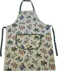 Stow Green Inspiration Cotton Apron