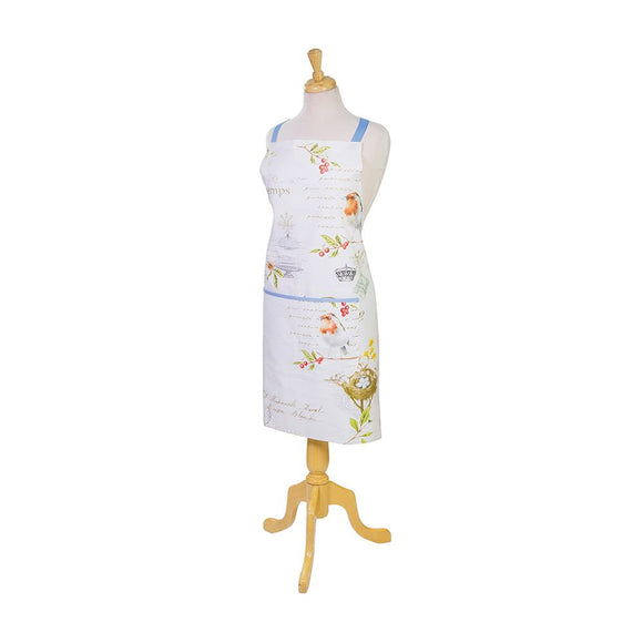 Stow Green Songbird Cotton Apron