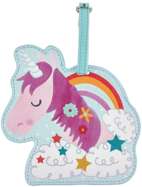 Floss & Rock Unicorn Luggage Tag - Gifteasy Online