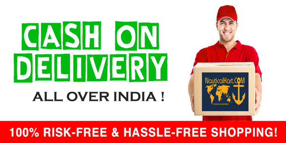 Cash on Delivery available now.100 % risk-free and hassle free shopping