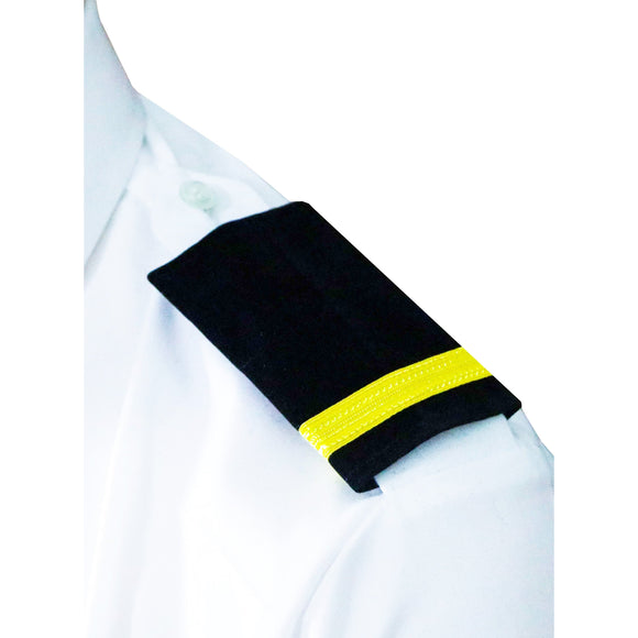 Professional Mariner Epauletes-Third Officer-Blazer Cloth