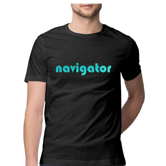 Nautical T-shirt-Navigator