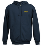 CREW SweatShirt-Navy Blue