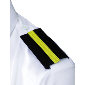 Professional Mariner Epauletes- 1 stripe-Deck cadet-Blazer Cloth